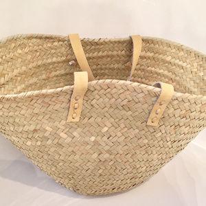 Other - Morocco Handwoven Basket
